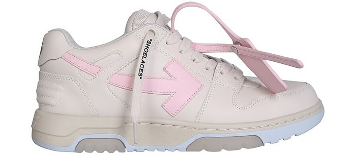 """""""Out Of Office"""" Sneakers - Off-White"""