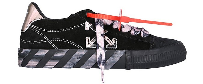 Low Vulcanized Sneakers - Off-White
