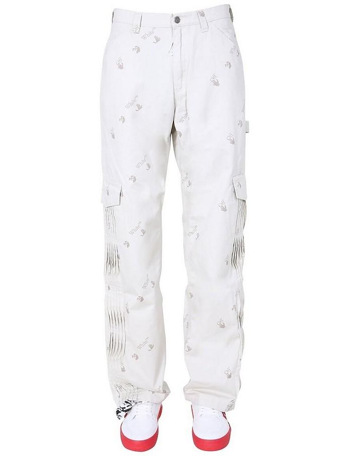 Carpenter Trousers - Off-White