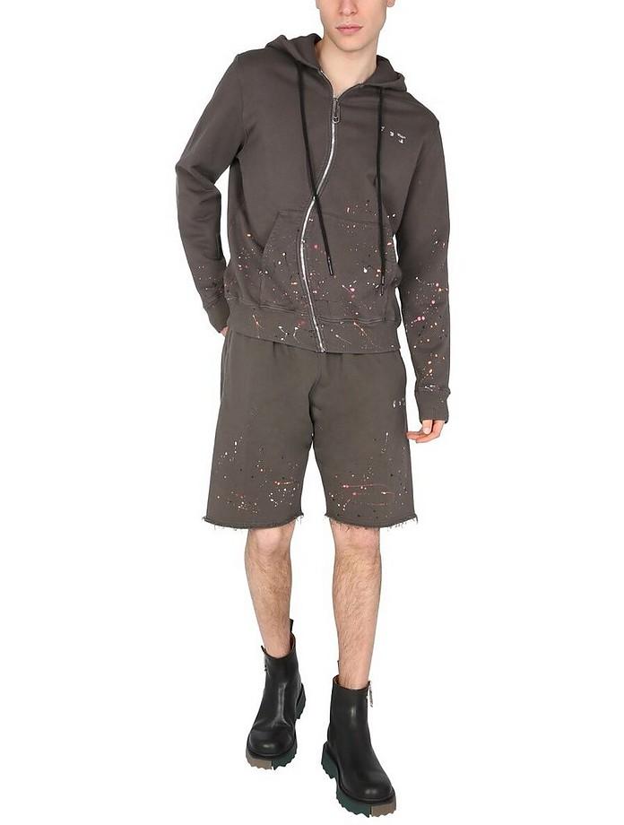 Sweat Shorts - Off-White