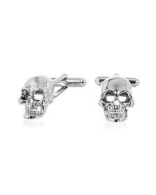 Old Style - Skull Cufflinks - Forzieri