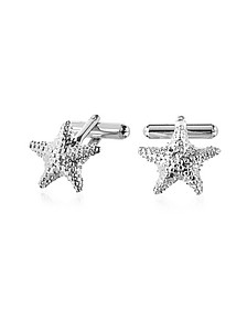 Old Style - Starfish Cufflinks - Forzieri