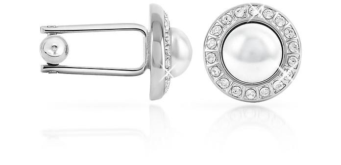 Gemelos con Perlas y Cristales - Forzieri