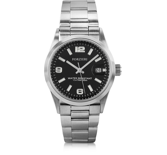 Roger Mini Reloj para Mujeres de Acero Inoxidable - Forzieri