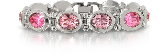 Pink Crystals Bracelet - Forzieri