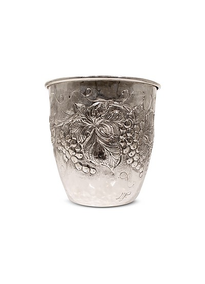 Silver Plated Brass Wine Bucket - Forzieri