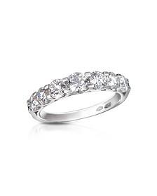 1.33 ct Prong-Set Diamond 18K Gold Ring - Forzieri