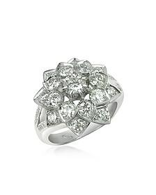 1.44 ctw Diamond 18K Gold Ring - Incanto Royale