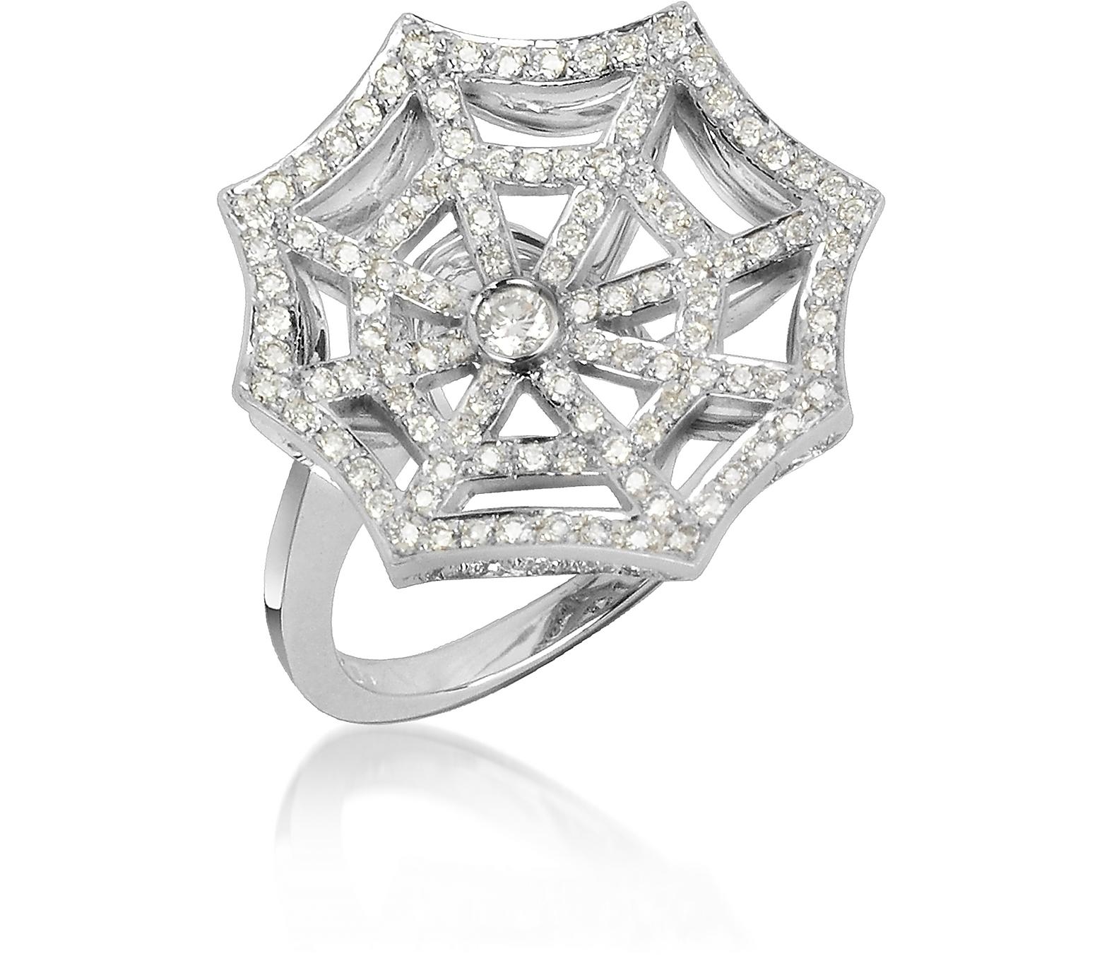 0.73 ctw Diamond 18K Gold Ring