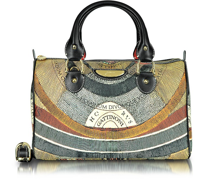 Planetarium - Medium Multicolor Satchel Bag  - Gattinoni