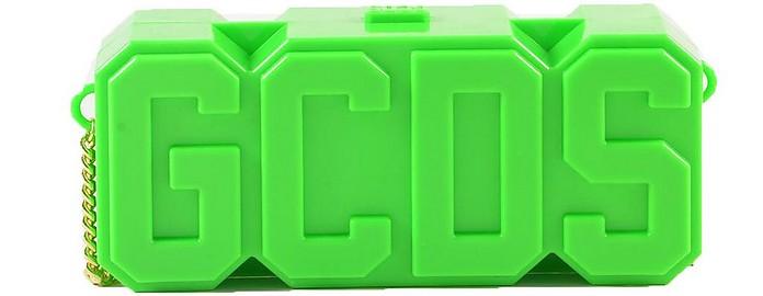 Women's Green Handbag - GCDS