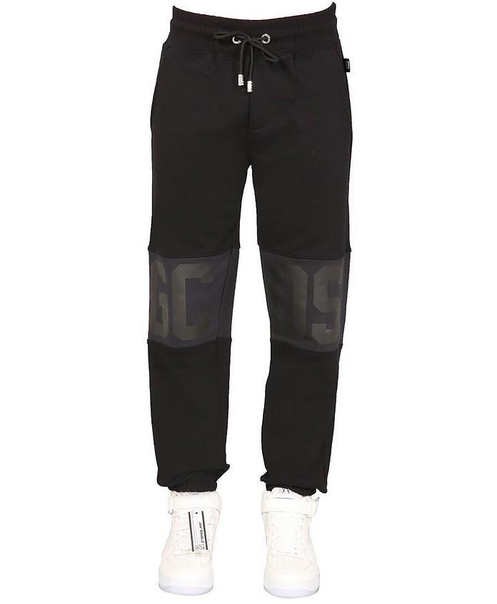 Black GCDS Jogging Pants - GCDS