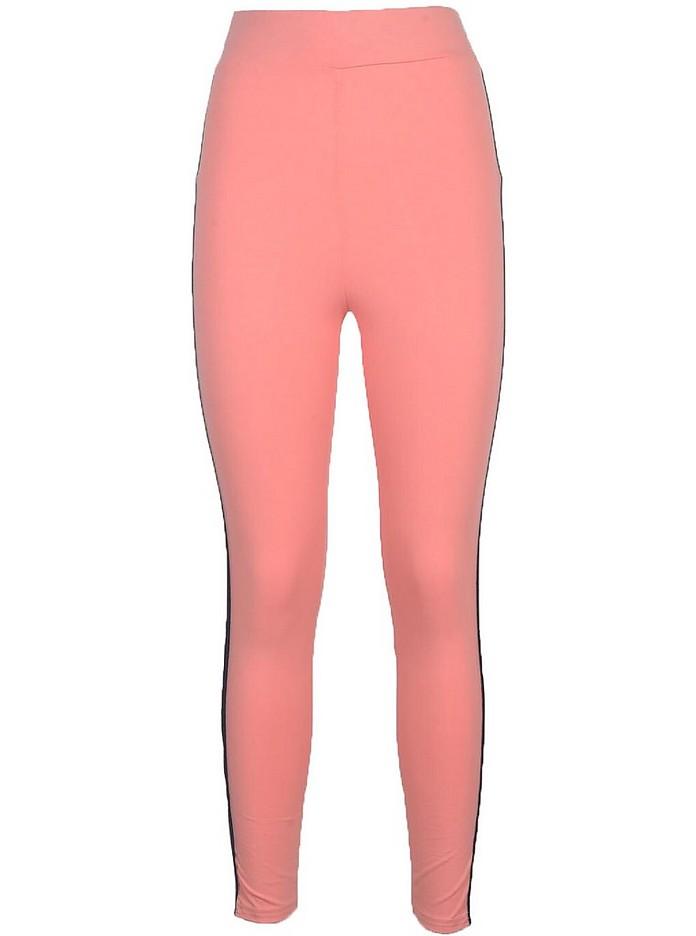Women's Pink Pants - GCDS