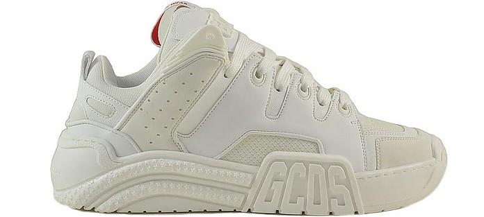Men's White Shoes - GCDS