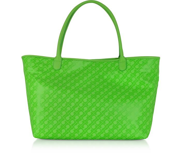 印花大号购物袋 - Gherardini