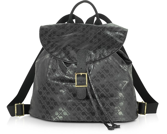 Signature Fabric Softy Backpack - Gherardini