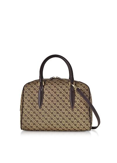 Millerighe Signature Satchel Bag - Gherardini