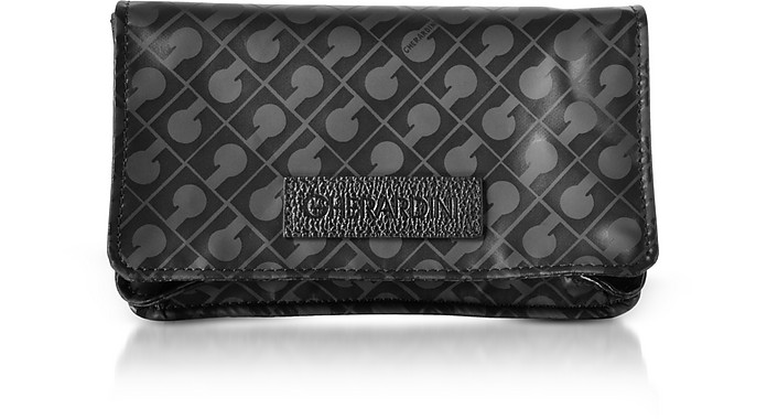 Signature Fabric Softy Small Pouch - Gherardini