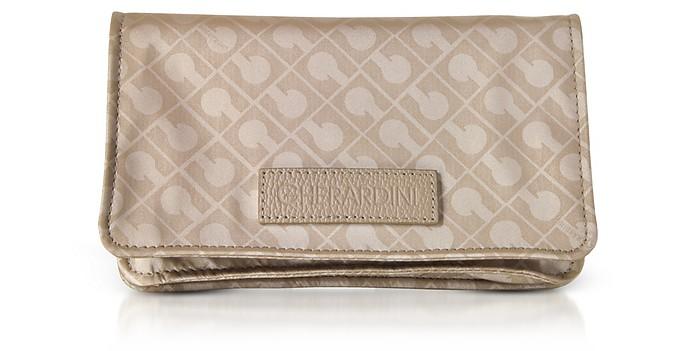 Signature Fabric Softy Small Pouch - Gherardini