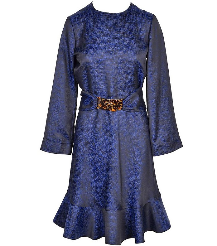Women's Blue Dress - Giorgio Armani