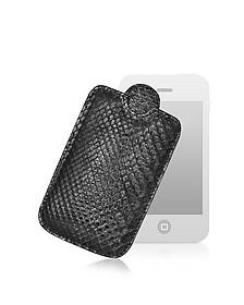 Python Leather iPhone® Case