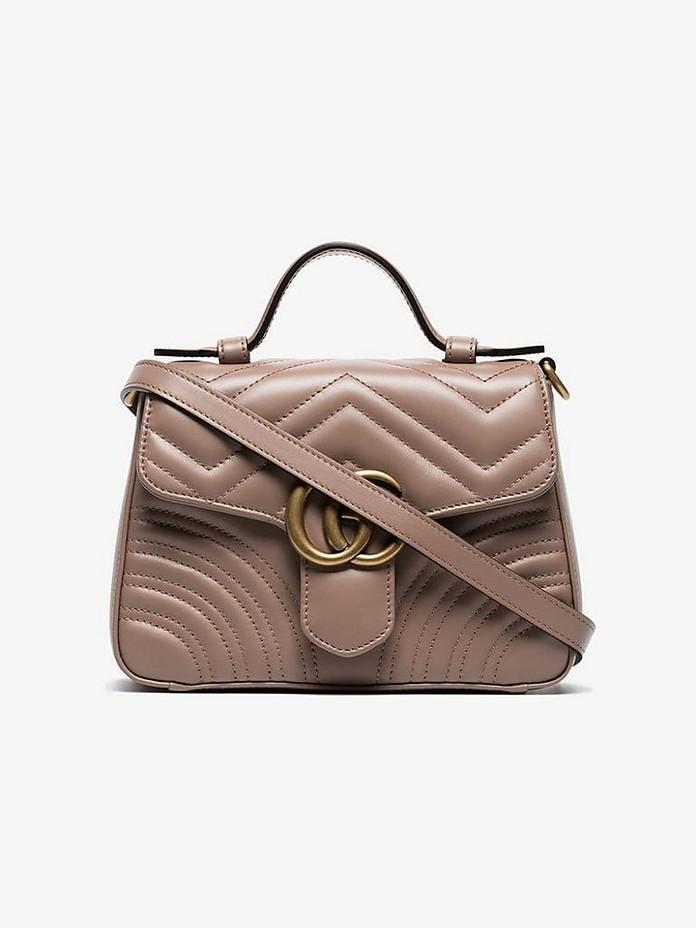 Gucci Accessories GG Marmont mini top handle bag