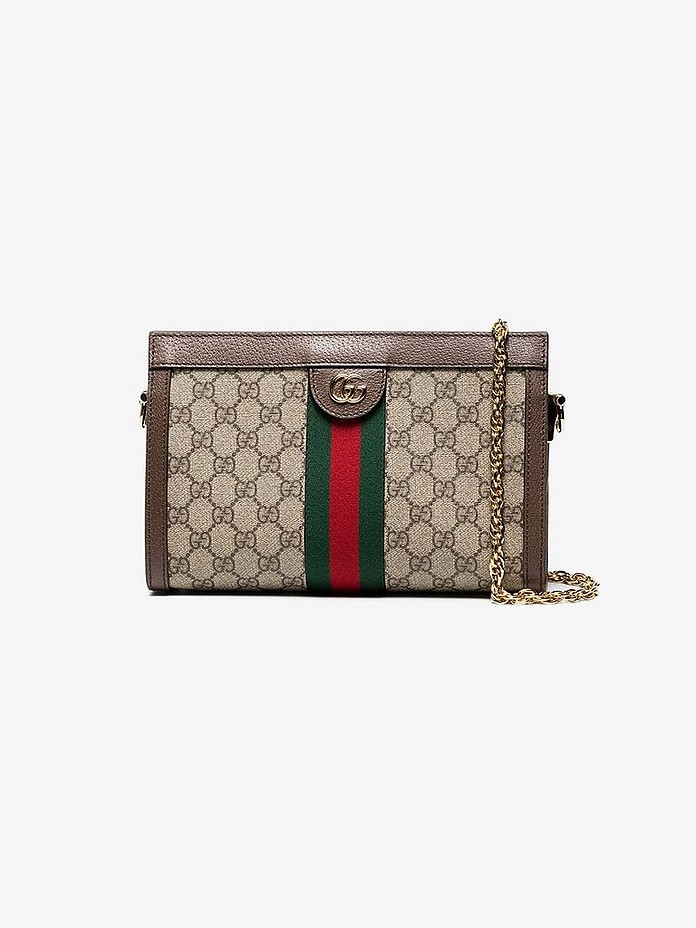 Gucci Shoulder Ophidia GG small shoulder bag