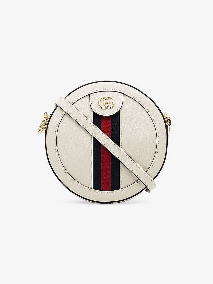 Gucci Shoulder Ophidia mini round shoulder bag