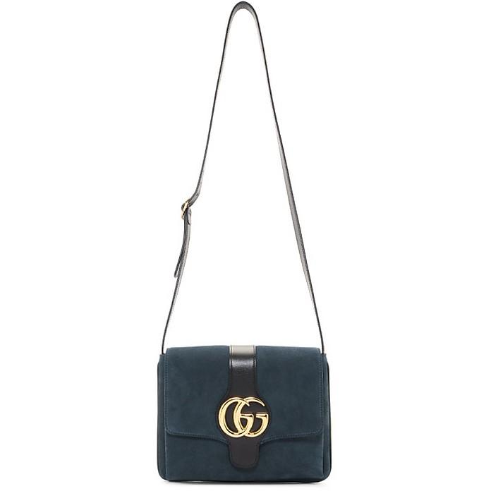 Blue Medium Arli Bag - Gucci