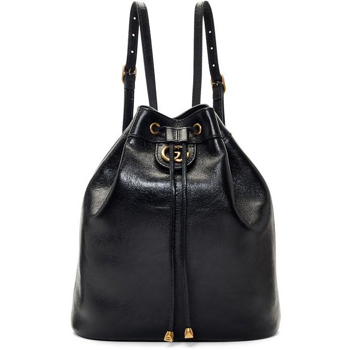 Black Rebelle Bag - Gucci