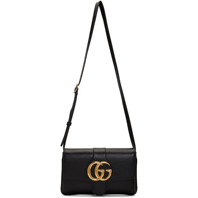 Black Small Arli Shoulder Bag - Gucci