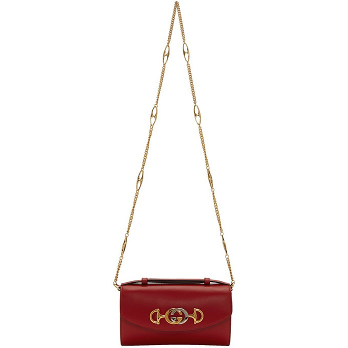 Red Mini Zumi Bag - Gucci