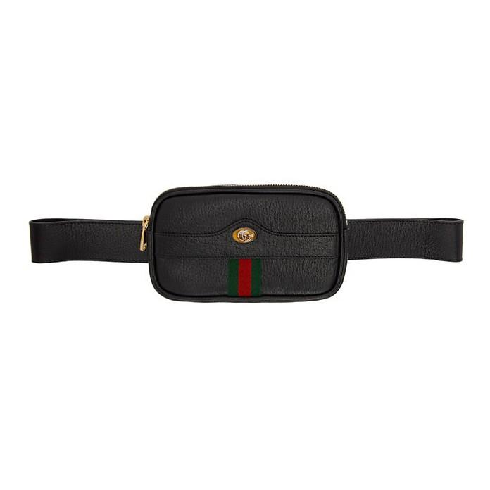 Black Ophidia Belt Bag - Gucci