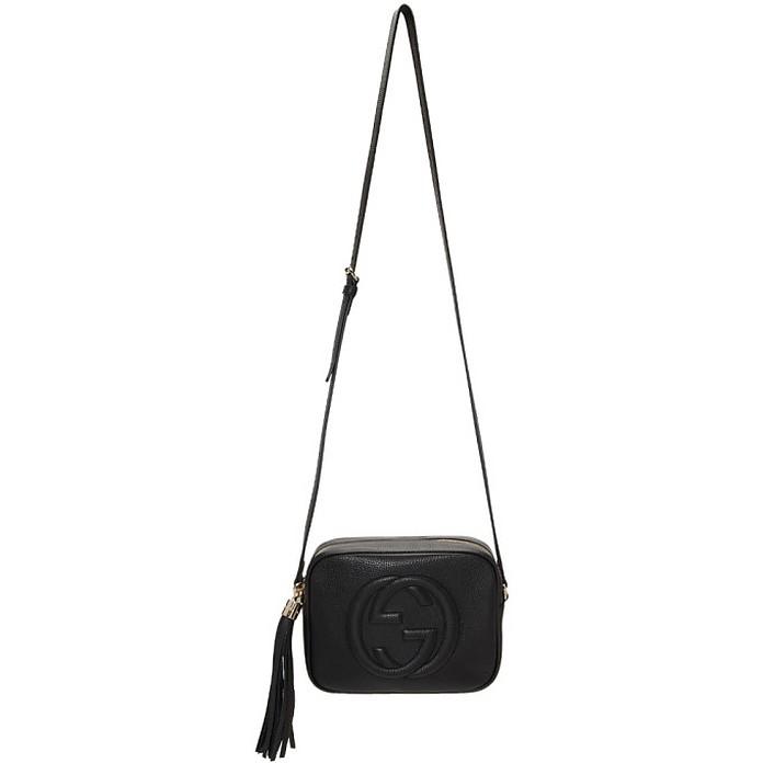 Black Small Soho Disco Bag - Gucci