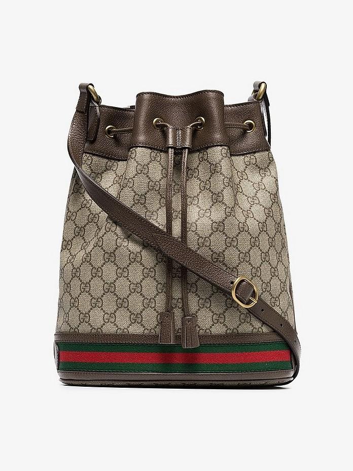 Gucci Accessories GG logo bucket bag