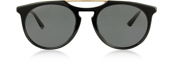 GG0320S圆框太阳镜 - Gucci 古奇