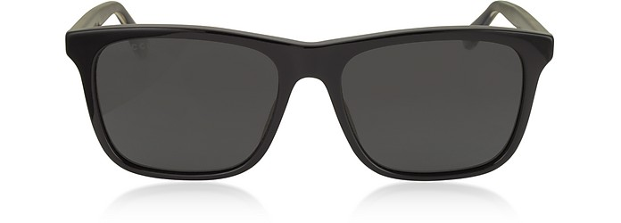 Rectangular-frame Optyl Sunglasses - Gucci