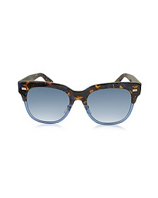 GG 3744/S Acetate Square Frame Sunglasses - Gucci