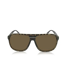 GG 1076/S Aviator Aluminum and Injected Sunglasses