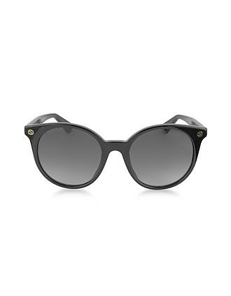 3e4b282faef0 GG0091S Acetate Round Women s Sunglasses - Gucci