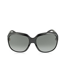 GG 3616/S D28EU Black Signature Acetate Women's Sunglasses
