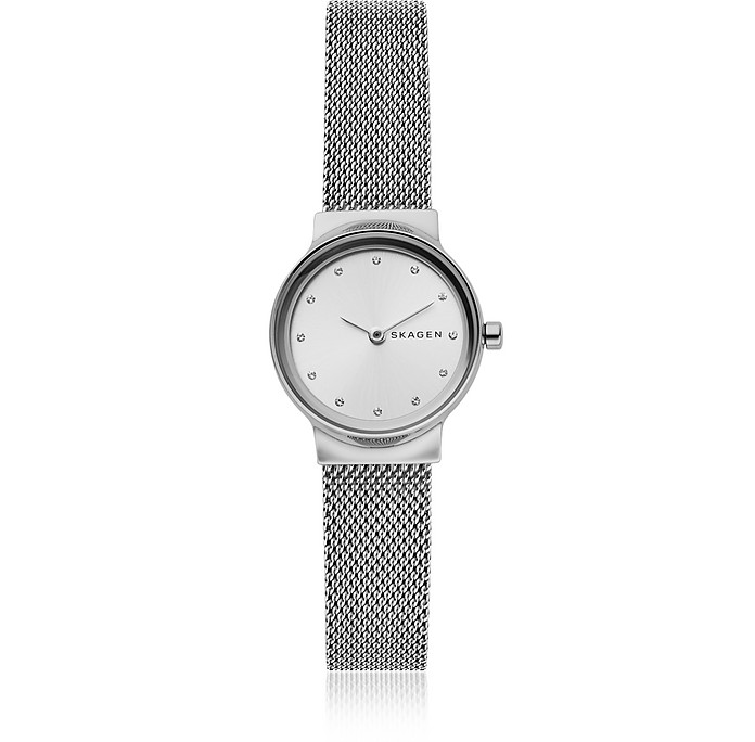 Freja Steel-Mesh Women's Watch - Skagen