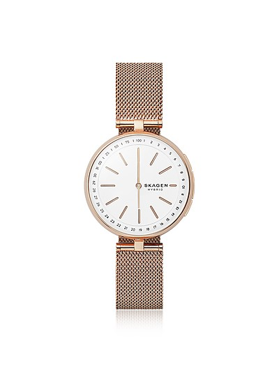 SKT1404 Signatur t-bar connected Women's Smartwatch - Skagen