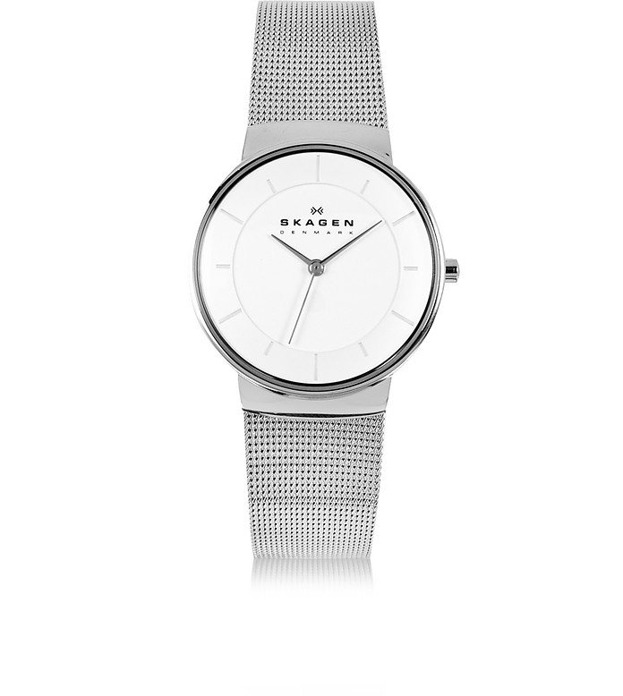Nicoline Stainless Steel Mesh Women's Watch - Skagen