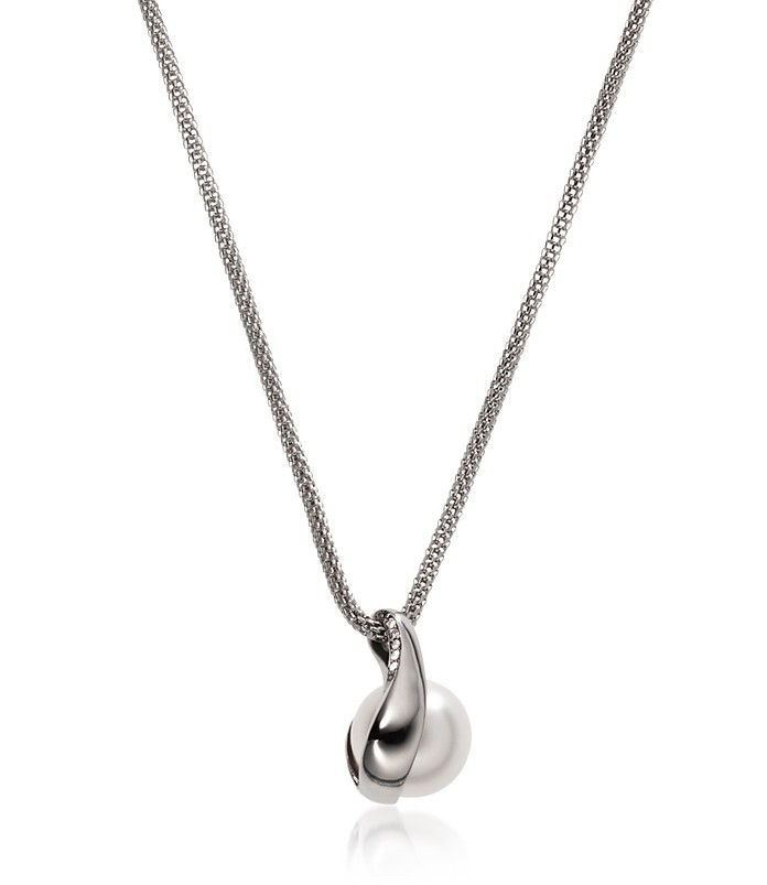 Agnethe Pearl Women's Necklace - Skagen
