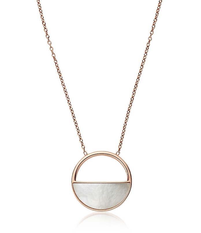 Elin Two-Tone Necklace - Skagen