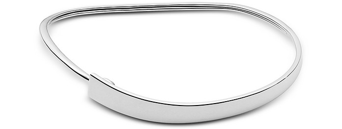 Kariana Silver-Tone Bangle - Skagen
