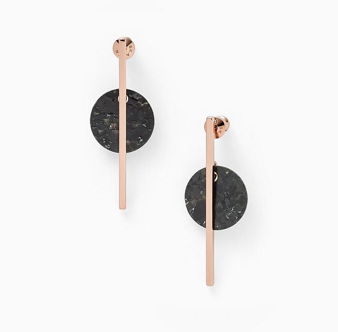 Ellen Stainless Steel Women's Earrings - Skagen