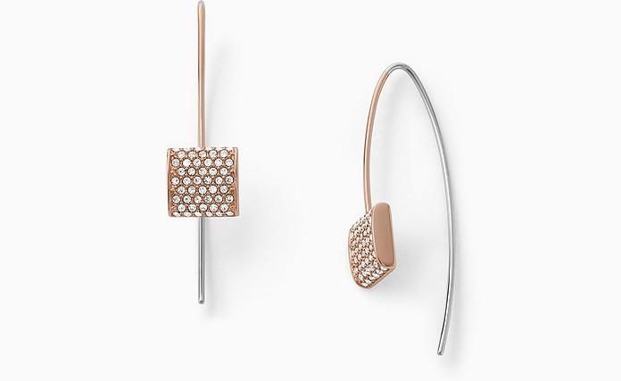 Elin Stainless Steel Women's Earrings - Skagen