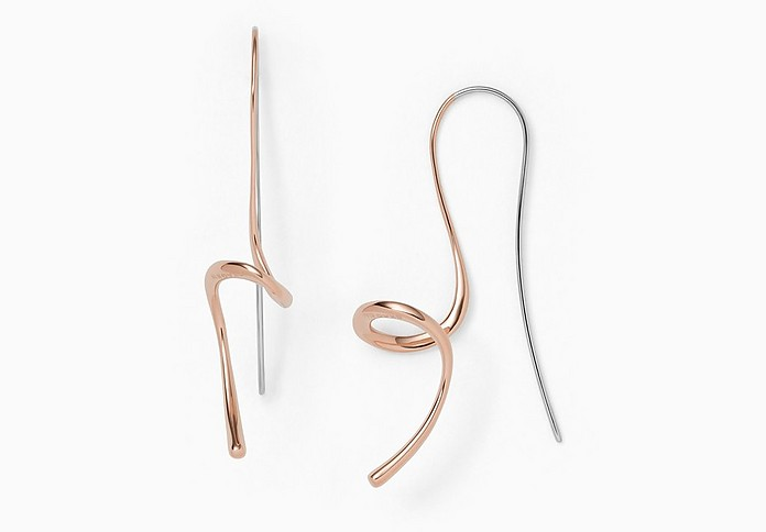 Kariana Stainless Steel Women's Earrings - Skagen